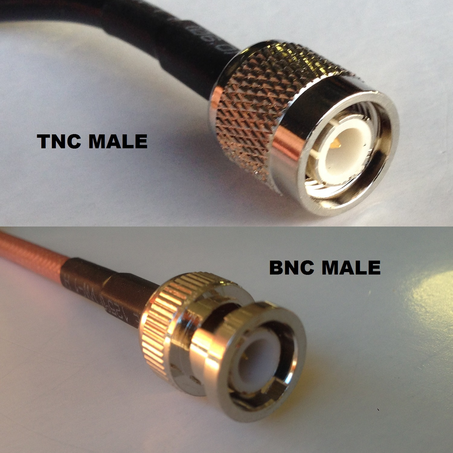 RG316 N MALE to F FEMALE Coaxial RF Cable USA-US